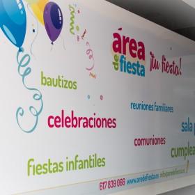 Sala privada para cumpleaños y eventos Alcorcon