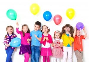Salas para fiestas Infantiles. Parque de Bolas