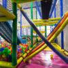 Interior de la Zona de Juegos