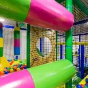 Interior Zona de Juegos
