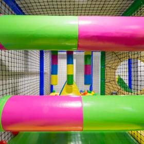 Obstáculos Zona de Juegos