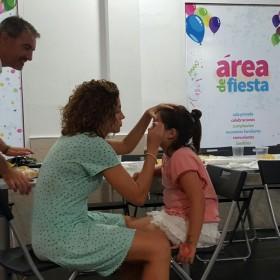 Cumpleaños infantil en Alicante, Playa de San Juan