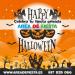 Fiesta terrorífica de Halloween