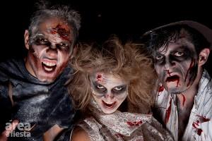 Fiesta de Halloween en local privado Alicante, Alcorcon y Aspe