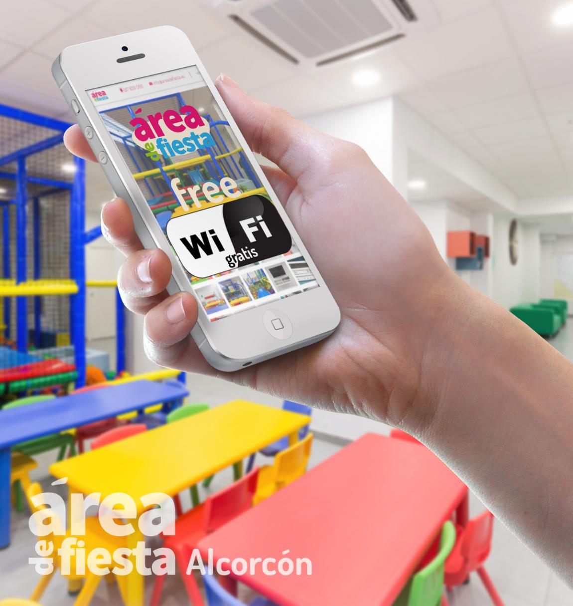 WiFi Gratis y Televisión en Alcorcón