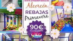 Rebajas de Primavera en Alcorcón