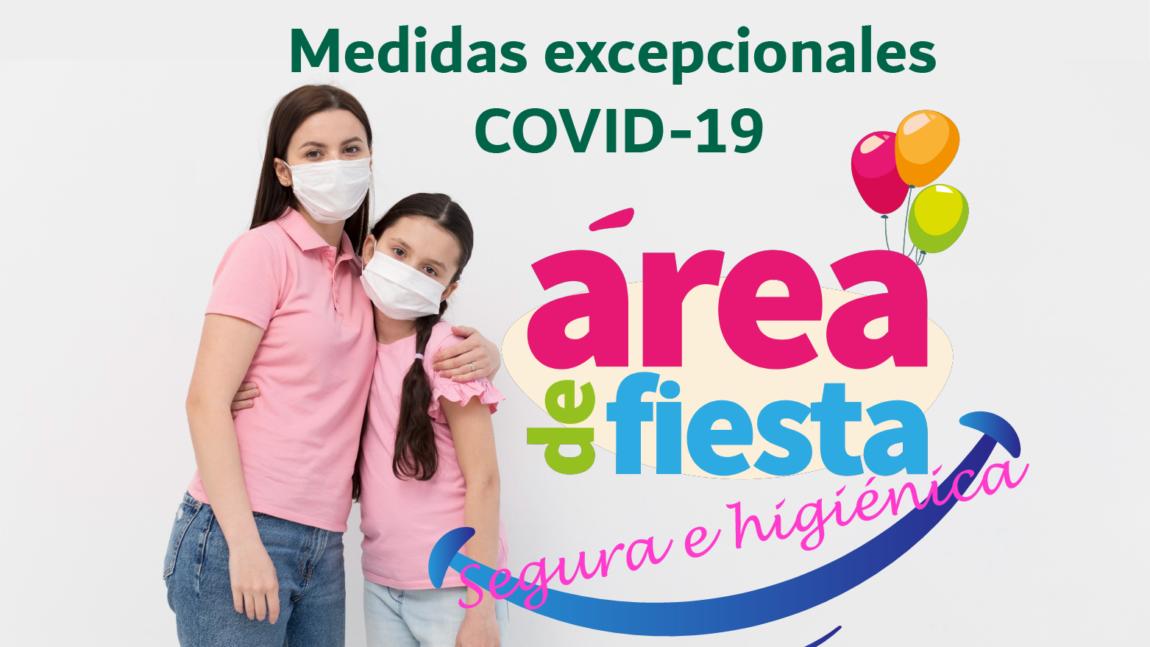 Medidas extraordinarias COVID-19